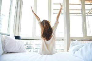 The Healthy Benefits of a Good Night's Sleep